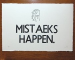 Errors happen