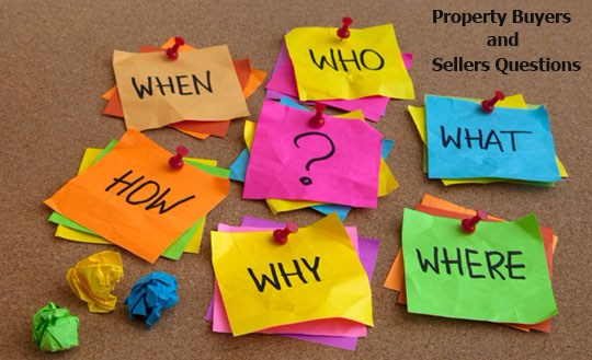 Property in an SMSF questions