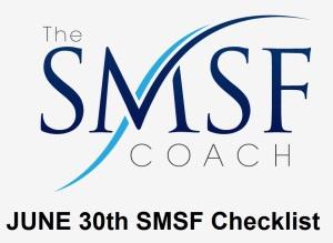 SMSF Coach Checklist