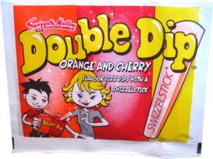 double-dip