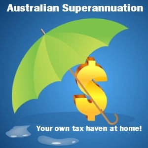 Aussie Tax Haven - Superannuation