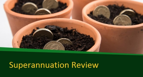 Superannuation REVIEW