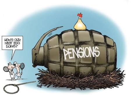 Pension strategies that can destroy your long term income