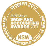 SMSF&ACCOUNTING_Winner__SMSF and Accounting Professional of the Year - Metropolitan